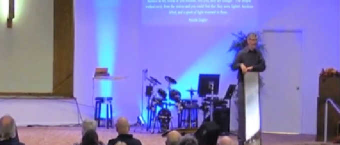 How does God see you? Sermon by Pastor Chris Ewing